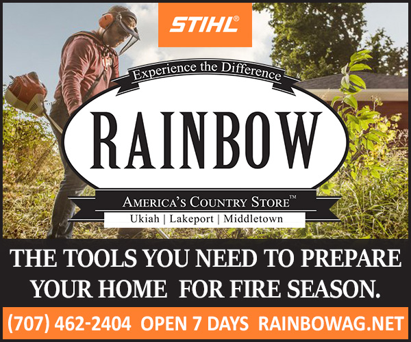 Rainbow Ag and Stihl
