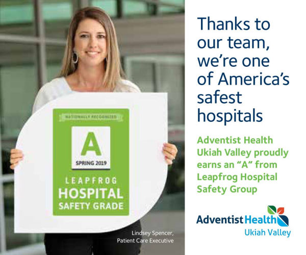 Adventist Health Ukiah Valley Medical