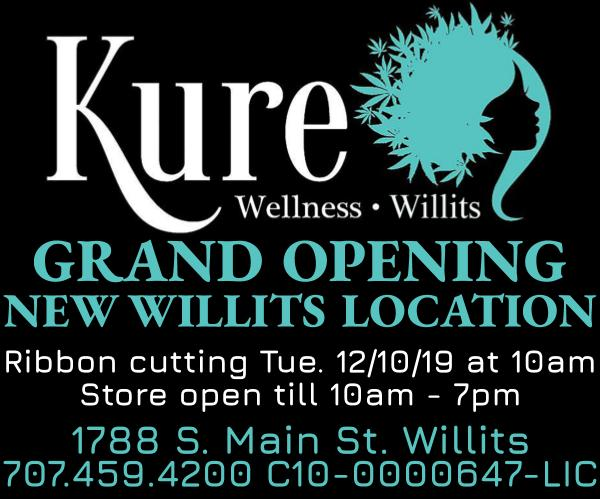 Kure Wellness ad
