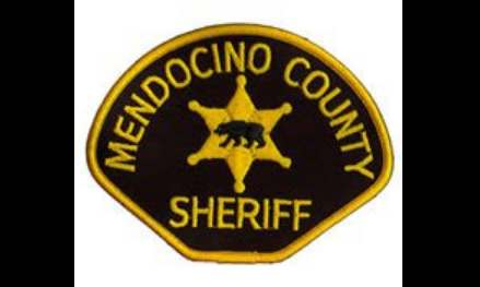 Mendocino County Sheriffs Office patch badge